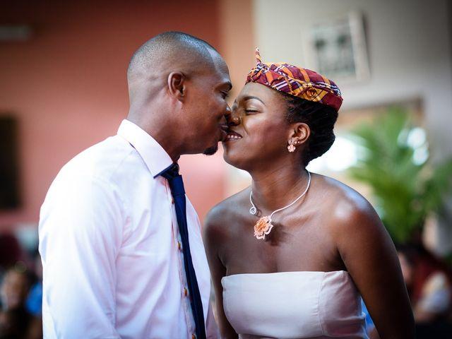 Le mariage de Harry et Cécilia à Ducos (Martinique), Martinique 4