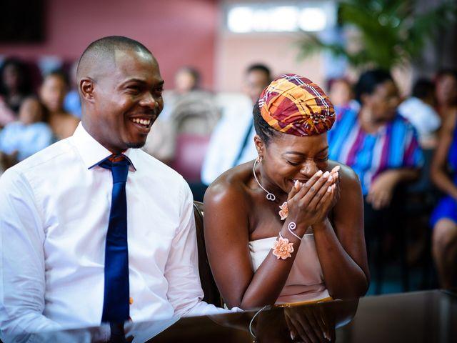 Le mariage de Harry et Cécilia à Ducos (Martinique), Martinique 5