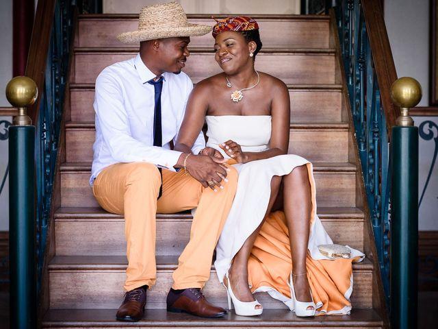 Le mariage de Harry et Cécilia à Ducos (Martinique), Martinique 7