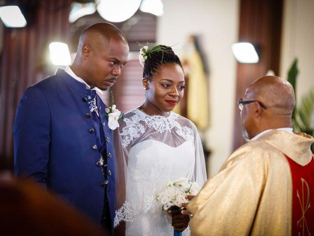 Le mariage de Harry et Cécilia à Ducos (Martinique), Martinique 23