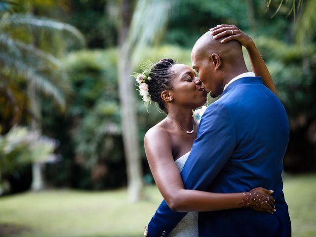 Le mariage de Harry et Cécilia à Ducos (Martinique), Martinique 35