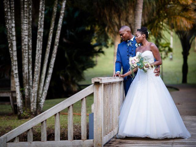 Le mariage de Harry et Cécilia à Ducos (Martinique), Martinique 37