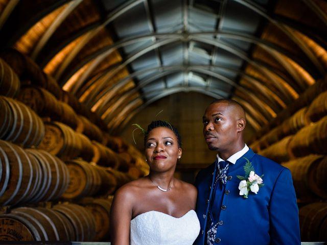Le mariage de Harry et Cécilia à Ducos (Martinique), Martinique 38
