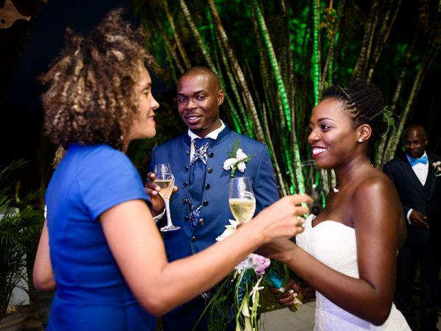 Le mariage de Harry et Cécilia à Ducos (Martinique), Martinique 41