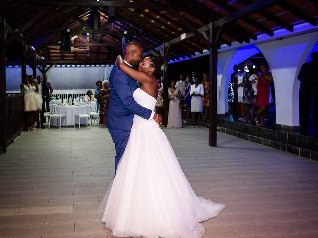 Le mariage de Harry et Cécilia à Ducos (Martinique), Martinique 42