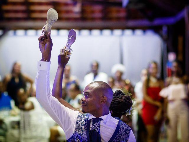 Le mariage de Harry et Cécilia à Ducos (Martinique), Martinique 44