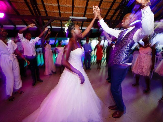 Le mariage de Harry et Cécilia à Ducos (Martinique), Martinique 45