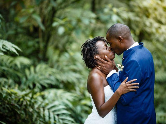 Le mariage de Harry et Cécilia à Ducos (Martinique), Martinique 50