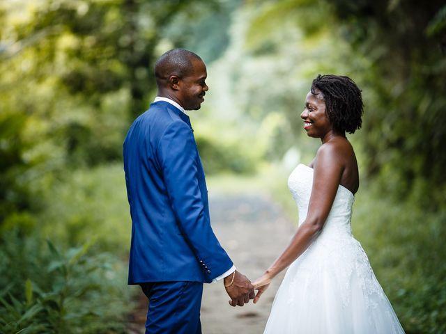 Le mariage de Harry et Cécilia à Ducos (Martinique), Martinique 51