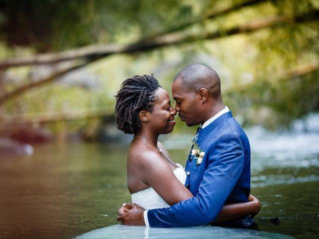 Le mariage de Harry et Cécilia à Ducos (Martinique), Martinique 2