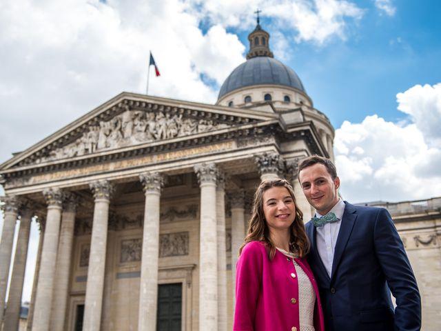Le mariage de Vincent et Laura à Paris, Paris 13