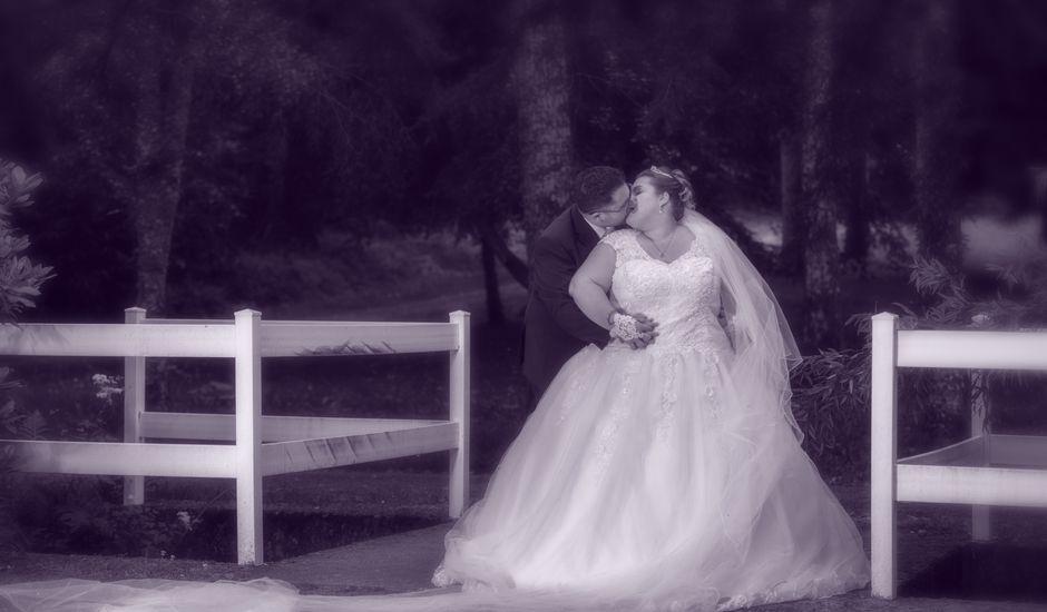 Le mariage de Jeremy et Camille à Guéret, Creuse