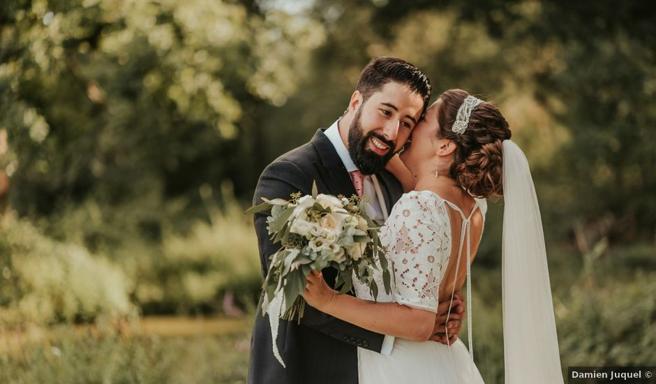 Le mariage de Raul et Elsa à Magneux-Haute-Rive, Loire