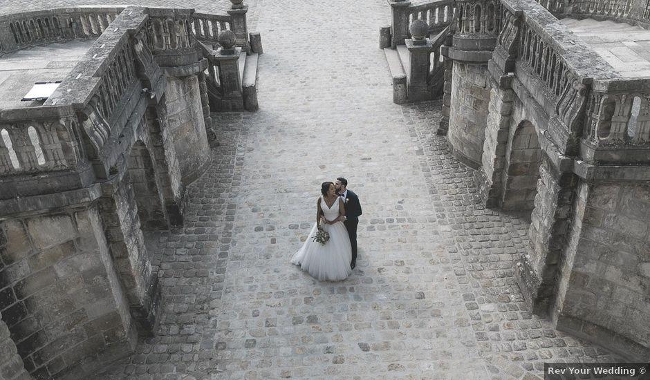 Le mariage de Yacine et Samira à Levallois-Perret, Hauts-de-Seine