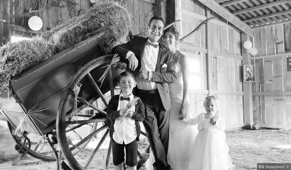 Le mariage de Cyril et Marine à Fontaines-d'Ozillac, Charente Maritime