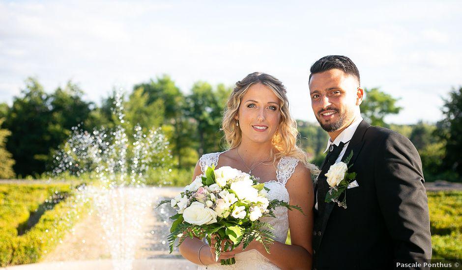 Le mariage de Davy et Julie à Auvers-sur-Oise, Val-d'Oise