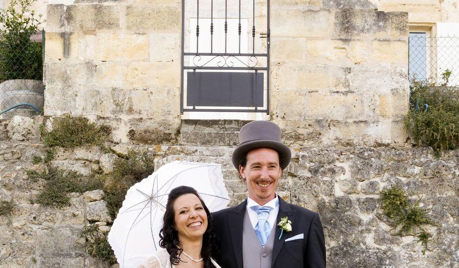 Le mariage de Nicolas et Gaëlle à Tresses, Gironde