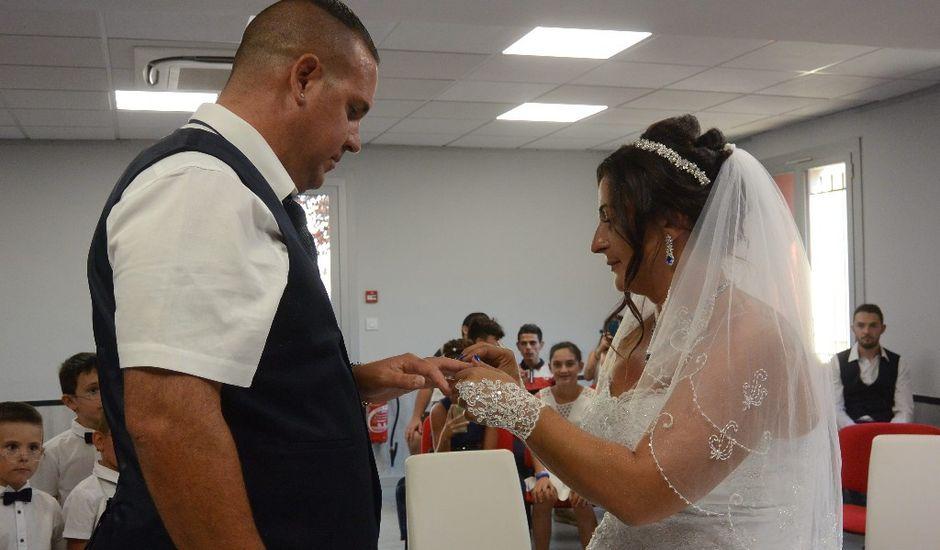 Le mariage de Laurent et Laetitia à Sallèles-d'Aude, Aude