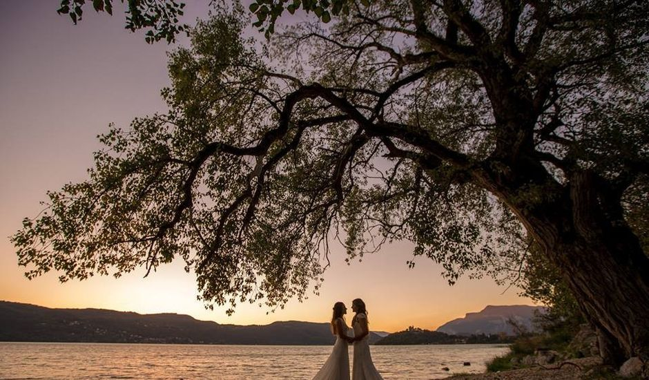 Le mariage de Maria Julia et Gaëlle à Annecy, Haute-Savoie