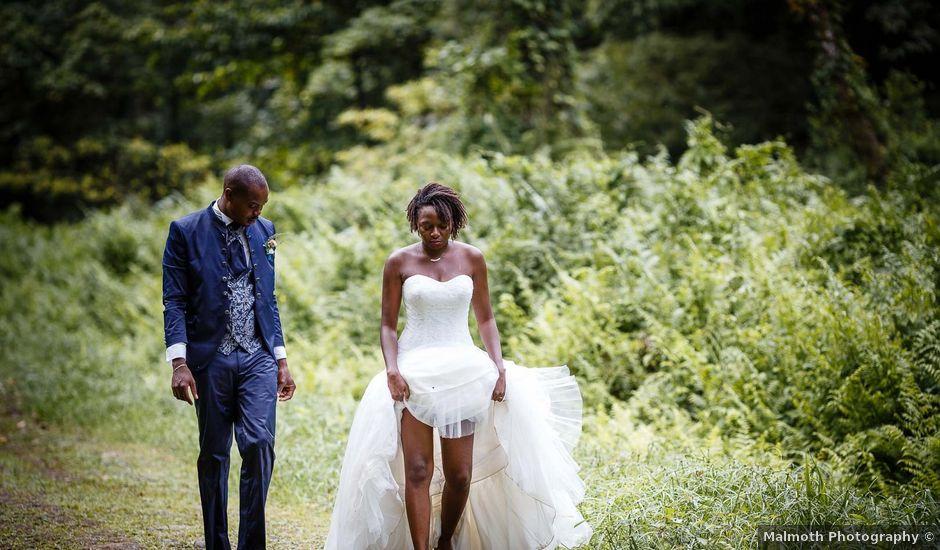 Le mariage de Harry et Cécilia à Ducos (Martinique), Martinique
