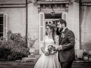 Le mariage de Marie et Jean Baptiste 1