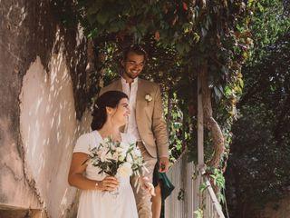 Le mariage de Antoinette et Damien 2