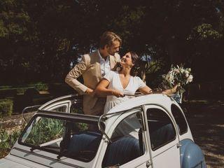 Le mariage de Antoinette et Damien