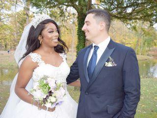 Le mariage de Brunelli et Kevin