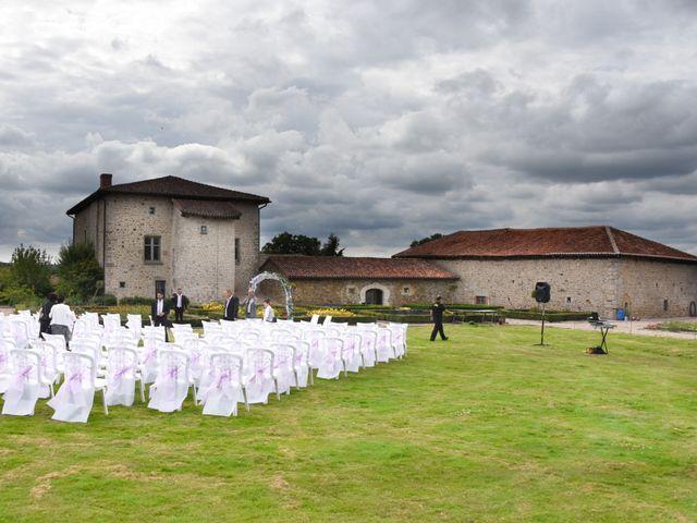 Le mariage de Vincent et Kristelle à Mézières-sur-Issoire, Haute-Vienne 3