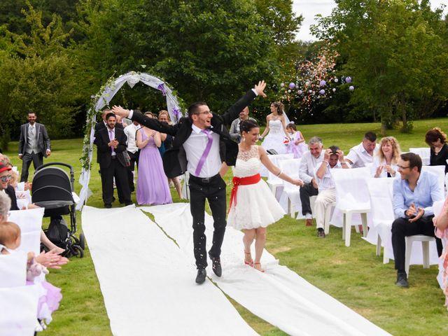 Le mariage de Vincent et Kristelle à Mézières-sur-Issoire, Haute-Vienne 4