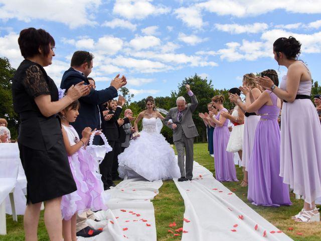 Le mariage de Vincent et Kristelle à Mézières-sur-Issoire, Haute-Vienne 5