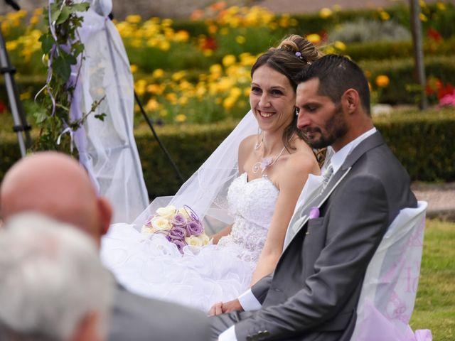 Le mariage de Vincent et Kristelle à Mézières-sur-Issoire, Haute-Vienne 6