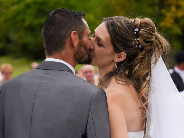 Le mariage de Vincent et Kristelle à Mézières-sur-Issoire, Haute-Vienne 9