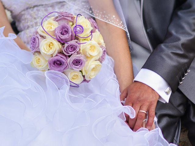 Le mariage de Vincent et Kristelle à Mézières-sur-Issoire, Haute-Vienne 13