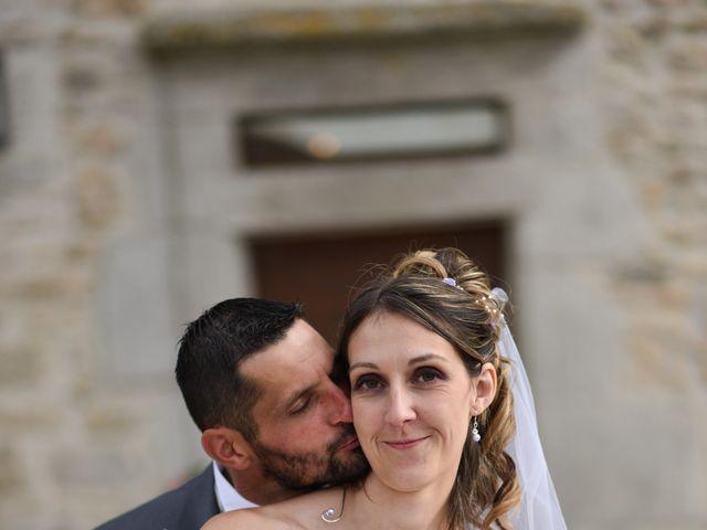 Le mariage de Vincent et Kristelle à Mézières-sur-Issoire, Haute-Vienne 14