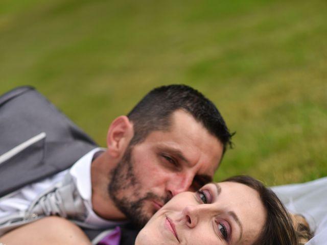 Le mariage de Vincent et Kristelle à Mézières-sur-Issoire, Haute-Vienne 15