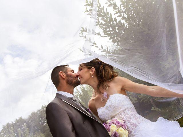 Le mariage de Vincent et Kristelle à Mézières-sur-Issoire, Haute-Vienne 2