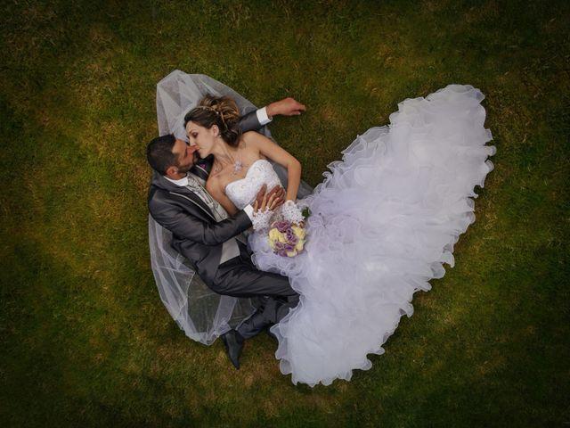 Le mariage de Vincent et Kristelle à Mézières-sur-Issoire, Haute-Vienne 16
