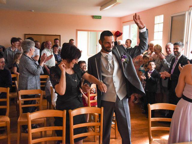 Le mariage de Vincent et Kristelle à Mézières-sur-Issoire, Haute-Vienne 18