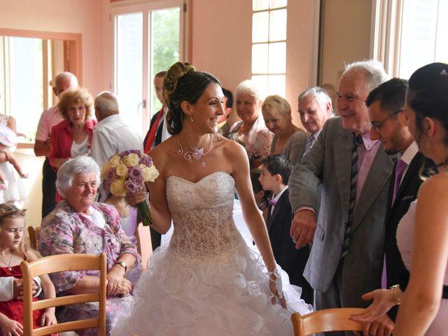 Le mariage de Vincent et Kristelle à Mézières-sur-Issoire, Haute-Vienne 19