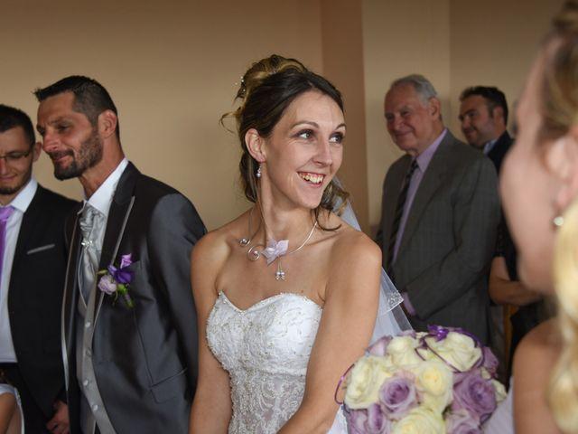 Le mariage de Vincent et Kristelle à Mézières-sur-Issoire, Haute-Vienne 20