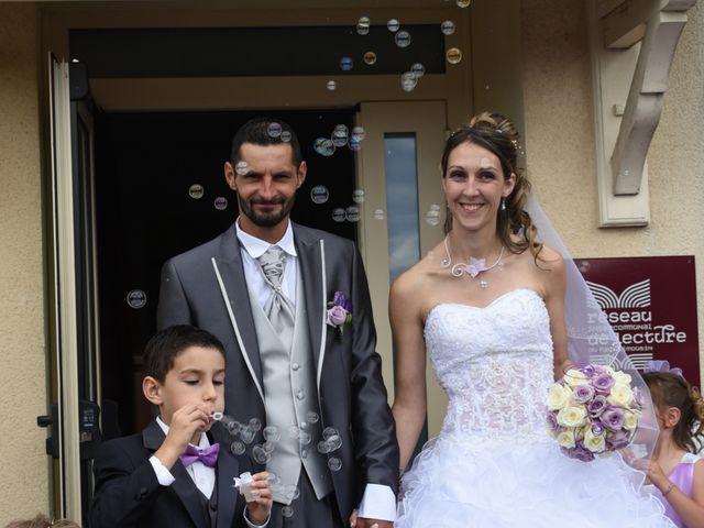 Le mariage de Vincent et Kristelle à Mézières-sur-Issoire, Haute-Vienne 24