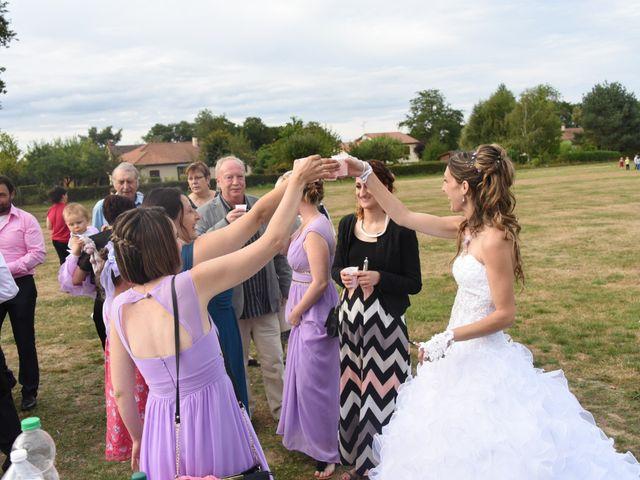 Le mariage de Vincent et Kristelle à Mézières-sur-Issoire, Haute-Vienne 33