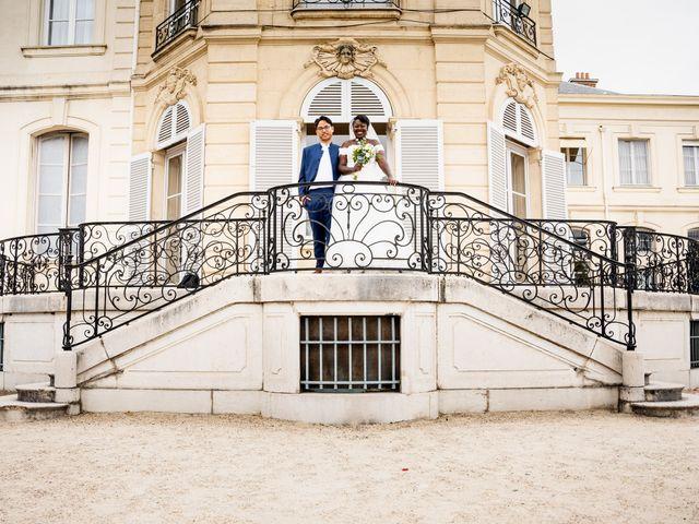Le mariage de Denis et Marie à Saint-Ouen-l'Aumône, Val-d'Oise 30