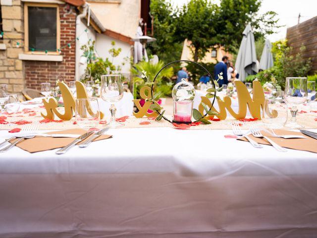Le mariage de Denis et Marie à Saint-Ouen-l'Aumône, Val-d'Oise 45