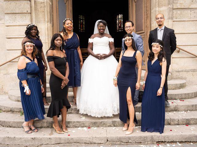 Le mariage de Denis et Marie à Saint-Ouen-l'Aumône, Val-d'Oise 38
