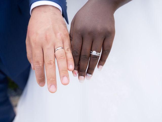 Le mariage de Denis et Marie à Saint-Ouen-l'Aumône, Val-d'Oise 41