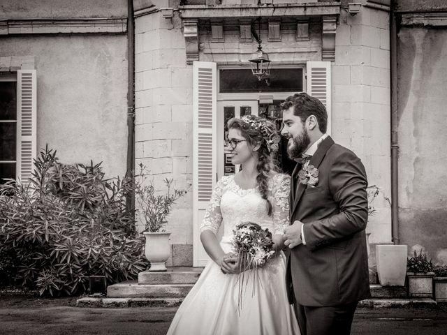 Le mariage de Jean Baptiste et Marie à Châteaubriant, Loire Atlantique 2