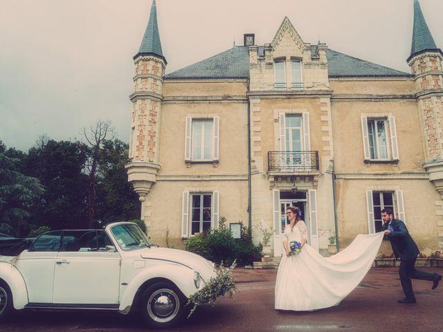 Le mariage de Jean Baptiste et Marie à Châteaubriant, Loire Atlantique 3