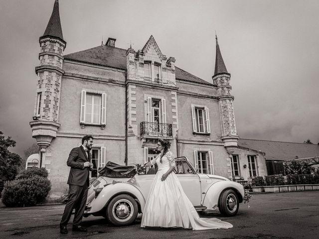 Le mariage de Jean Baptiste et Marie à Châteaubriant, Loire Atlantique 4